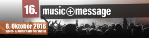 music+message Sersheim 2016